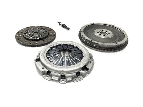 Ford Ranger (2006-2009) PJ, 5 Speed, 11/06-3/09 2.5 Ltr, 2.5 MZR-CD, 105kw PHC Heavy Duty HD Clutch Kit Inc SMF - VDMR2477NHD