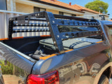 Mitsubishi Triton (2015-2020) OzRoo Universal Tub Rack - Half Height & Full Height