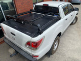 Mazda BT-50 (2006-2012) OzRoo Universal Tub Rack - Half Height & Full Height