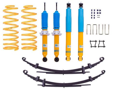 Mitsubishi Triton (2006-2015) ML MN 40mm suspension lift kit - Bilstein B6