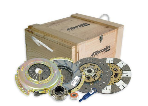 Isuzu D-Max (2008-2012) 5 Speed, 10/08-5/12, Pull Type Clutch Only 3.0 Ltr VCDi, 4JJ1-TC, 120kw 4Terrain Ultimate 4TU Clutch Kit - 4TU1672N