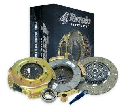 Nissan Patrol (2000-2017) GU 3.0 TURBO DIESEL 4Terrain Heavy Duty Clutch Kit inc Slave and Flywheel