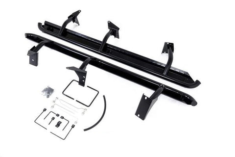 Isuzu D-MAX (2012+) High Tensile Steel 4x4 Rock Slider Side Steps