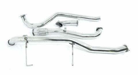 "Nissan Patrol (1997-2012) GU 4.2L TD 3"" Stainless Exhaust Upgrade"
