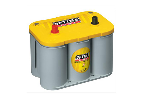 Optima Battery D35 Yellow Top Deep Cycle 12V AGM 620 CCA 48AH