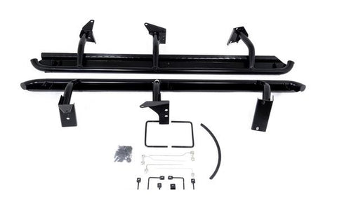 Toyota Prado 150 (2009-2015) High Tensile Steel 4x4 Rock Slider Side Steps