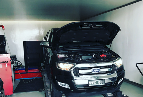 Ford Ranger 3.2 ECU Remap - PERTH TUNE - Gain 15% more power and 19% more torque