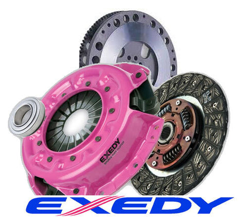 Toyota Hilux (2005-2015) Exedy Sports Tuff HD Clutch Kit w/ SMF - TYK-8006SMFHD