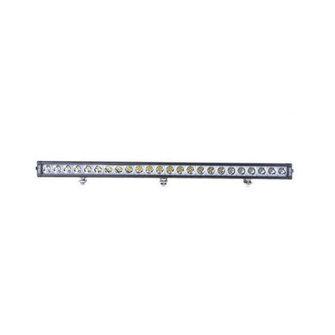 GREAT WHITES attack 15 led driving light bar backlit 11-32v - GWB5154