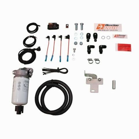 Mitsubishi Triton (2015 - 2018) 2.4L Direction Plus PRELINE-PLUS KIT