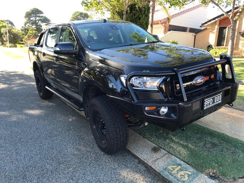 Ford Ranger (2011-2019) PX / PXII Commercial Tech Pack Compatible Bullbar