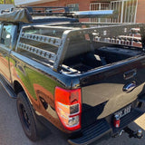 Ford Ranger (2011-2020) OzRoo Universal Tub Rack - Half Height & Full Height