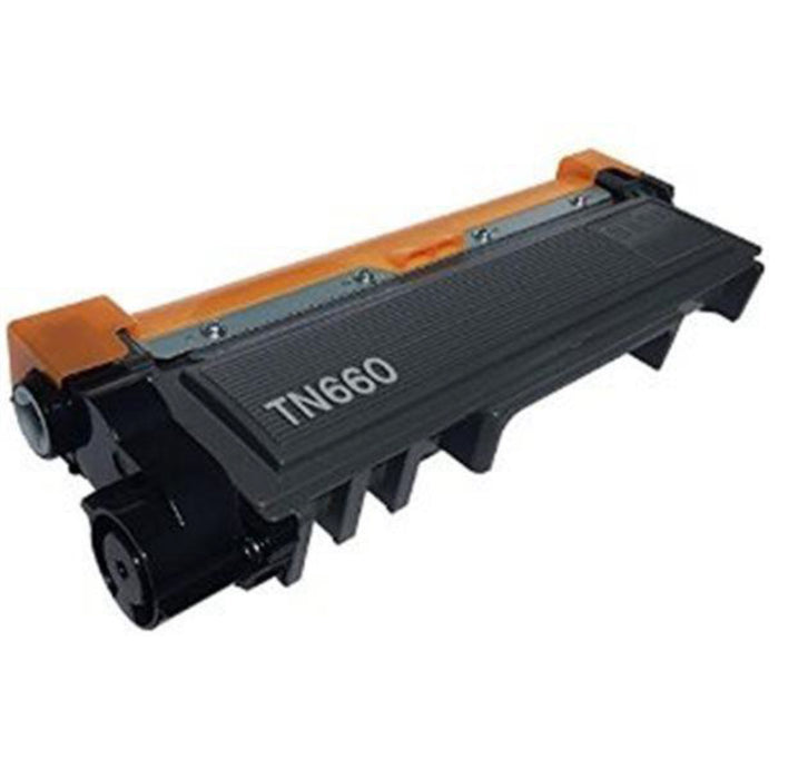 Brother (TN660 / TN630's High Yld.) Black Toner Cartridge (High Yield) - Compatible