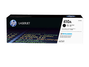HP 410A Black Original LaserJet Toner Cartridge, CF410A - OEM