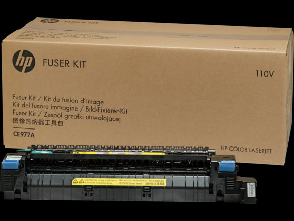 HP Color LaserJet CE977A 110V Fuser Kit