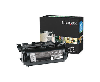 Lexmark T640, T642, T644 High Yield Return Program Print Cartridge for Label Applications, 64004HA - OEM