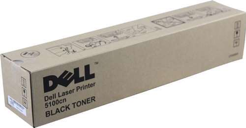 Dell 5100cn BLACK Color Cartridge (OEM)