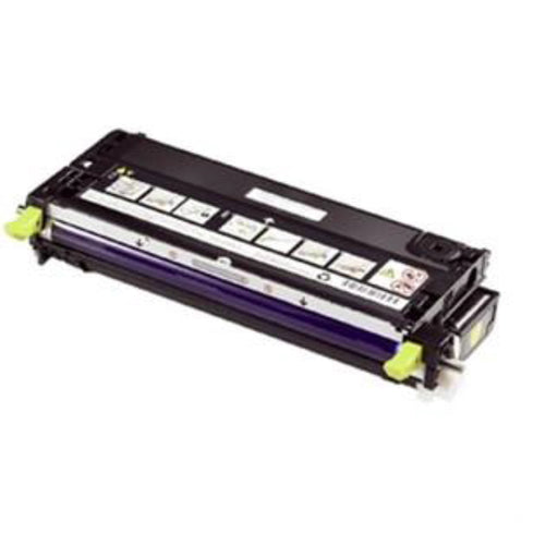 Dell 3130cn Yellow Toner - 9000 pg high yield -- part H515C sku 330-1204