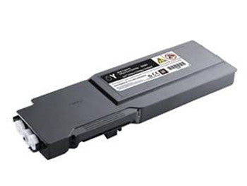 Dell C3760n/C3760dn/C3765dnf Yellow Toner (3000 pg standard yield) - OEM