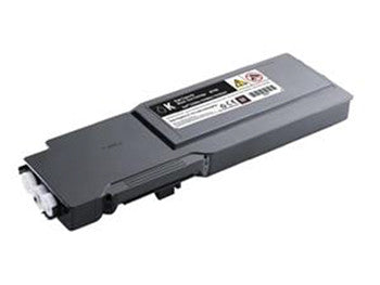 Dell C3760n/C3760dn/C3765dnf Black Toner (7,000 pg high yield) - OEM