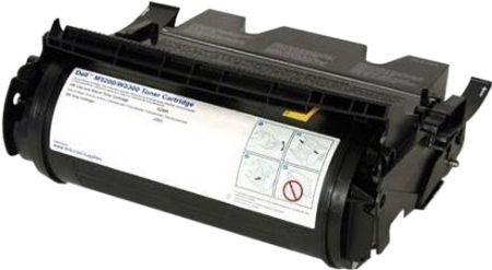 Dell 5210n/5310n (Universal Lexmark T640) Toner Ctg. - 21,000 pg HY - sku 341-2916 - Remanufactured USA