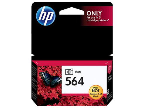 HP 564 Photo Original Ink Cartridge - OEM