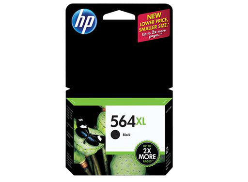 HP 564XL High Yield Black Original Ink Cartridge - OEM