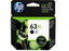 HP 63XL High Yield Black Original Ink Cartridge - OEM