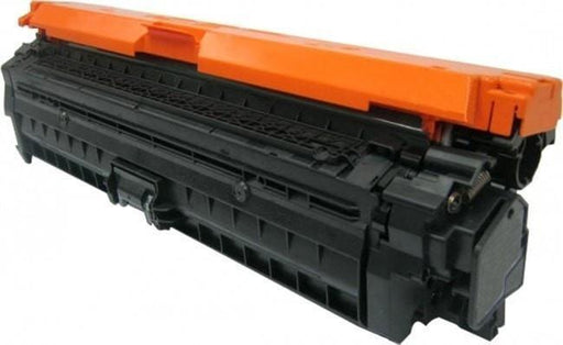 HP 650A Black LaserJet Toner Cartridge, CE270A - Remaufactured USA