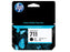 HP 711 80-ml Black DesignJet Ink Cartridge - OEM