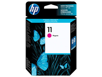 HP 11 Magenta Original Ink Cartridge, C4837A - OEM