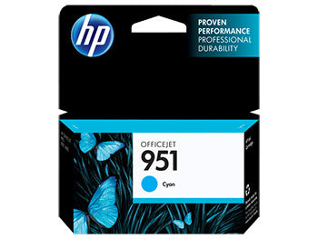 HP 951 Cyan Original Ink Cartridge, CN050AN - OEM