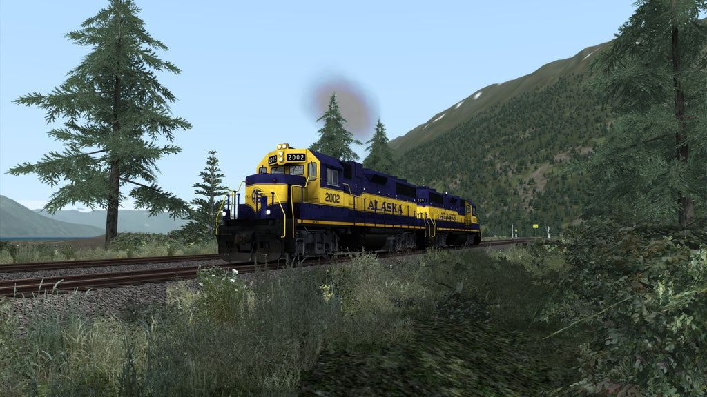 ARR: Seward to Anchorage will soon be released on Steam