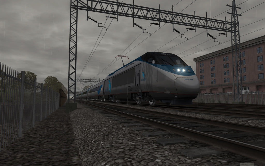 Announcing the premium scenario pack 'New York- New Haven Express'