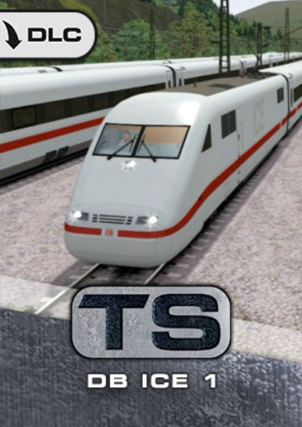 The ICE 1 is a ground-breaking German high-speed train which delivers real performance for drivers around the world in Train Simulator and is available at trainsim.store.
