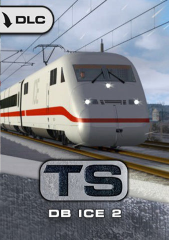 The second-generation Deutsche Bahn ICE 2 is synonymous with stylish high speed train travel in Germany, and now you can take control of this cool express train, available from trainsim.store, in Train Simulator.