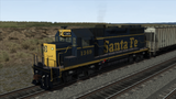 EMD GP35 ATSF Locomotive Add-On