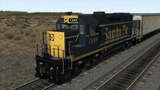 Travel by Train, GP35 ATSF Locomotive Add-On for Train Simulator by Dovetail Games