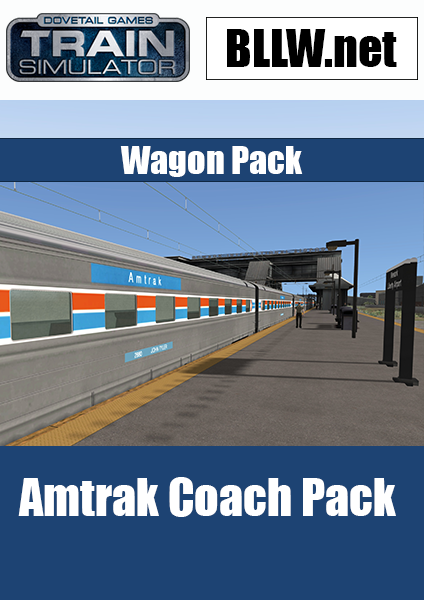 Amtrak Coach Pack