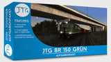 JTG Class 150 Green Scenario Package