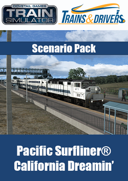 California Dreamin' Scenario Pack