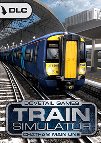 Train Simulator: Chatham Main Line: London - Gillingham Route Add-On is available from trainsim.store