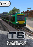 Now at trainsim.store: The Class 170 Turbostar is a great modern passenger train which is perfectly at home on any UK Train Simulator route.