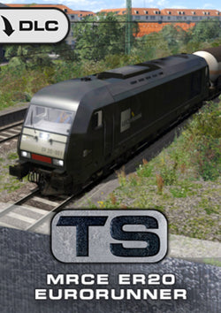 MRCE ER20 Eurorunner Loco Add-On