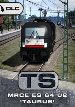 MRCE ES64 U2 'Taurus' Loco Add-On