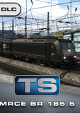 The modular TRAXX locomotives from Bombardier have become one of Europe's most widespread family of locomotives and includes the BR 185.5, now available for Train Simulator.