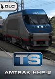 Amtrak HHP8 Loco Add-On