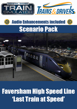 Last Train At Speed Scenario Pack