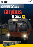 "The ""Citybus O305G"" allows you to take a journey through time. The ""Citybus O305G "" as a pure vehicle add-on aims to build a virtual monument for the articulated pusher busses of the first generation and sends you right back into the early 1980s."