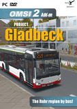 OMSI 2 - Project Gladbeck - The Ruhr region by bus! Hop on and be a bus driver on more than 35 recreated bus lines through cities like Gladbeck, Bottrop, Gelsenkirchen, Essen, Recklinghausen, Marl and Dortmund!